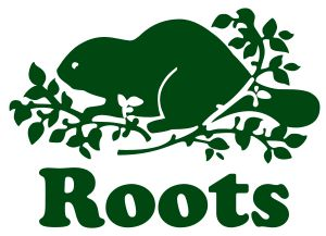 Roots is like Canada's  Canadain-stuff designer & retailer. All heavily logo-d with the Canadian Maple leaf & the Roots name. Cool stuff & very Canadian!