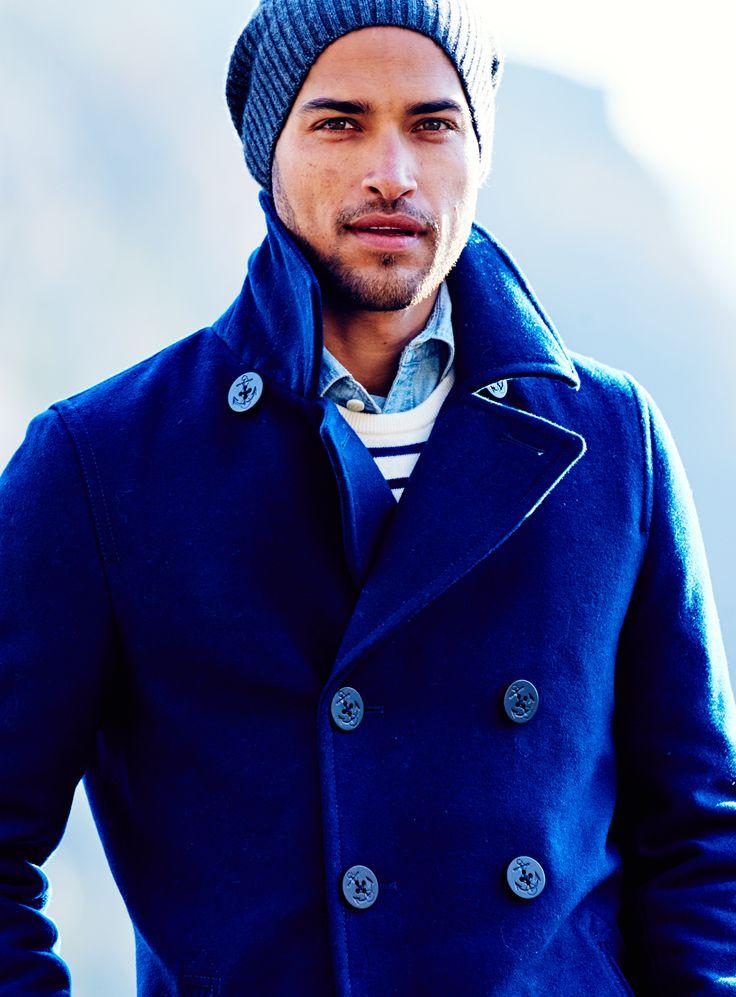 Jede moderne Herrengarderobe braucht ein paar echte Klassiker. #LandsEnd #Wintermode2015
