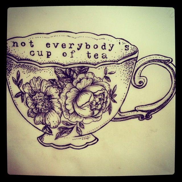 22 best tattoo ideas teacups images on pinterest tattoo ideas teacup tattoo and teacups. Black Bedroom Furniture Sets. Home Design Ideas