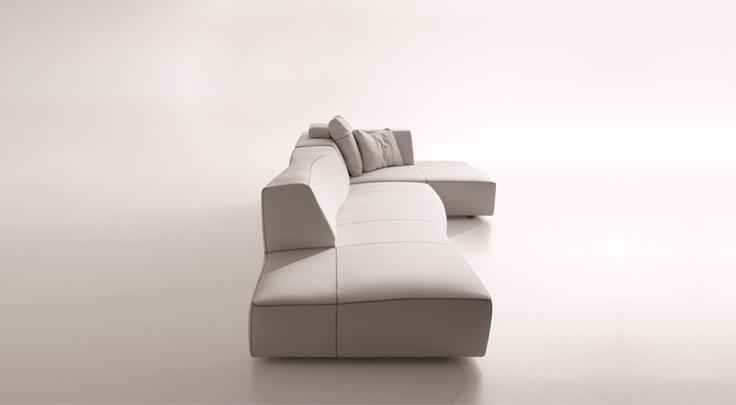 Patricia Urquiola's Bend Sofa