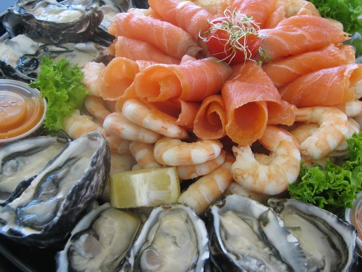 25 best ideas about seafood platter on pinterest for Christmas fish starters
