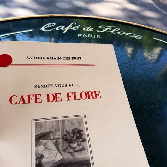 Memories of venturing out on my own to Cafe de Flore. I had dreamt of seeing this Paris gem in real life and it was so beautiful. Service, coffee and the view of Boulevard Saint Germain was something I'll remember for a long time ❤ @cafedeflore_paris #throwback #2015 #cafedeflore #saintgermaindespres #paris #parislove #travel #instatravel #instamoments #enjoy #explore #live #love #adventure #beautiful #picturesque #holiday #instaholiday #thatview #melbournelifelovetravel #visitparis…