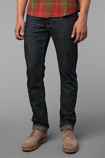Levi's 511 Rinsed Jean- There isn't a better jean in the world.
