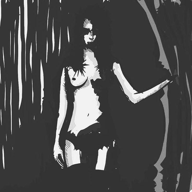Giuseppe Skid Truscelli - womani - illustration