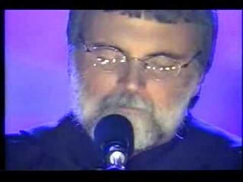 John Michael Talbot - 'Only in God'. Grew up loving this song, when a friend of my Mom's (and later my Mom) sang it as our choir's cantor.