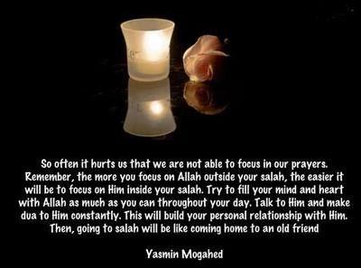 ~ Yasmin Mogahed
