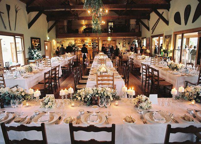 Reception at Centennial Vineyards, Bowral by Georgica Pond - Mel H, via Flickr