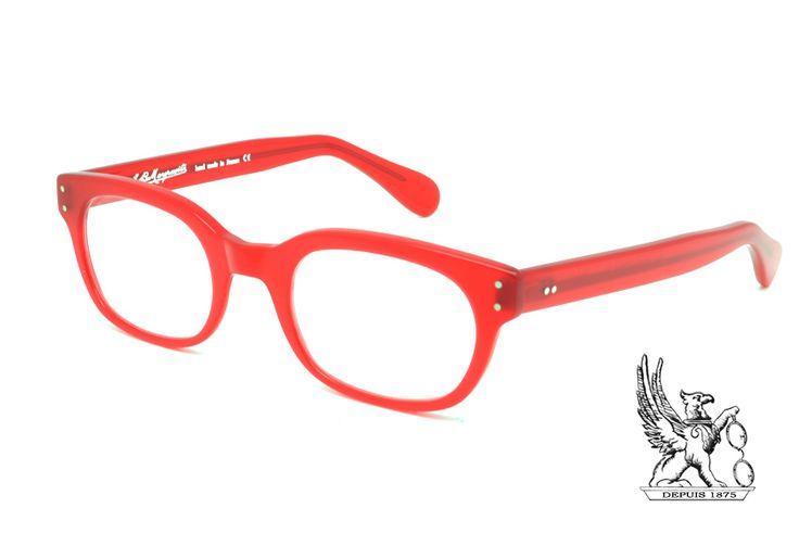 lunettes Meyrowitz Manhattan en acétate de cellulose (imitation écaille)