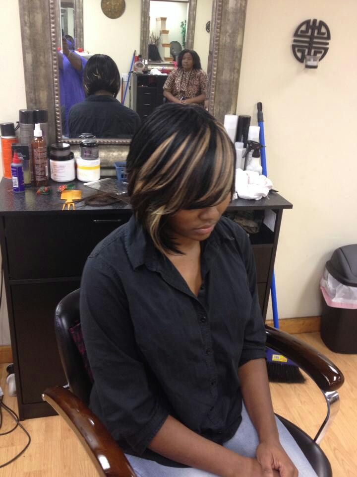 Quick Weave Bob Hairstyles Pinterest Bobs