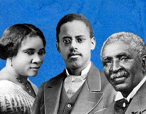 Famous African American Inventors: A Black History in America Activity