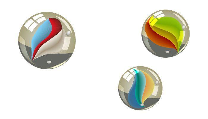 illustrator tutorial create some marble balls vector freebies tutorials and stock vectors ball hufeisen vektor brille