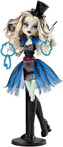 【楽天市場】モンスターハイ人形ドール Monster High Freak du Chic Frankie Stein Doll:ファミリーポケット