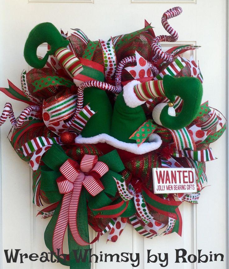 Large Christmas Wreaths