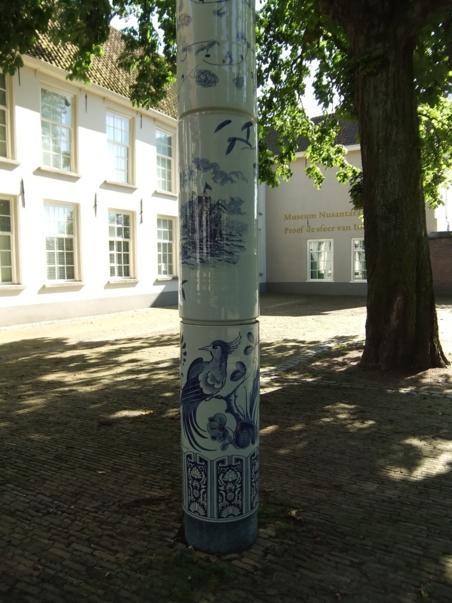 Delft - At Prinsenhof