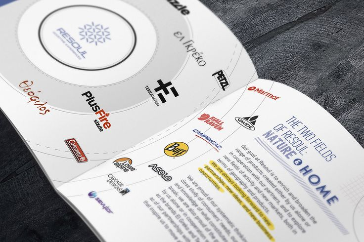 Resoul - Company Profile 2015