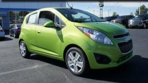 2015 Chevy Spark review