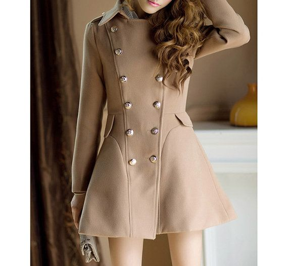 lovely doublebreasted coat dress wool jacket 20 by ramies 12800 - Mantel Der Ideen Frhling Verziert