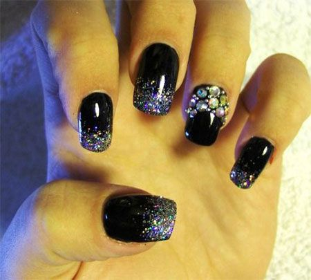 36 best simple christmas nail art designs images on pinterest easy simple christmas nail art designs xmas nails prinsesfo Images