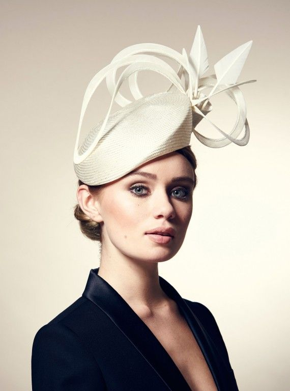 The Best Hats And Fascinators: Rosie Olivia