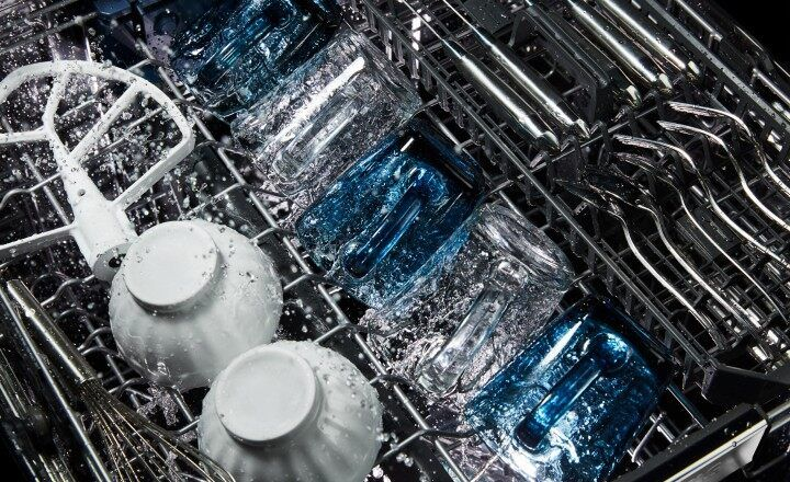 Dishwashers With Hard Food Disposers Vs Filtration Maytag Cleaning Household Dishwasher Maytag Dishwasher