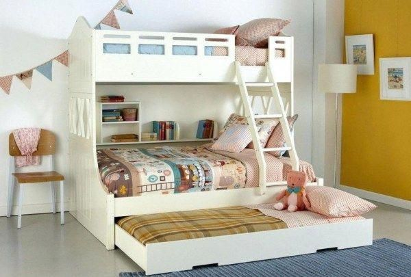 Latest Ideas For The Bunk Bed Design For Your Kids 20 Modern Bunk Beds Bunk Beds With Storage Bunk Beds