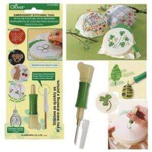 clover Embriodery stitching tools