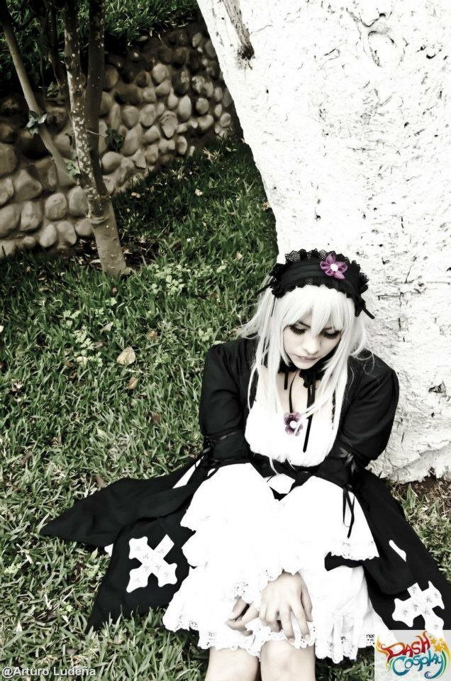 Cosplay: Suigintou - Rozen Maiden Cosplayer: Kanako Redfield   Photo: Arturo Ludeña   Team: Dash Cosplay   (Lima, Perú)