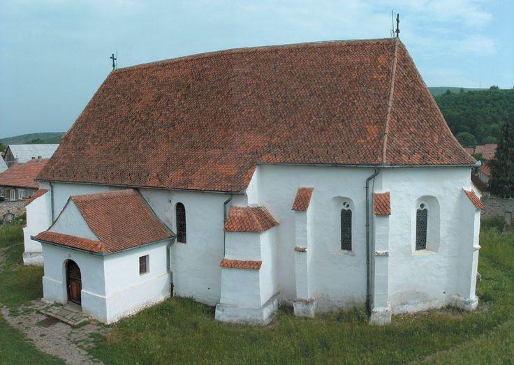 Biserica Sfântul Emeric (sec. al XIII-lea, cca. 1245), Ghelința 14/ Szent Imre Katolikus Templom, Gelence 14
