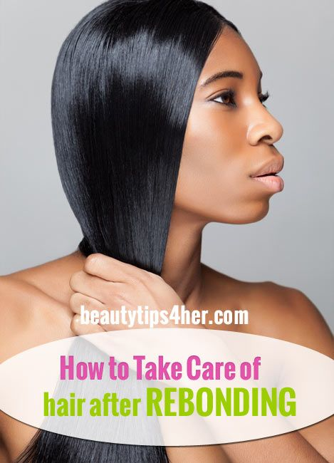 How to Take Care of your Hair After Rebonding | Hair {Care & Style