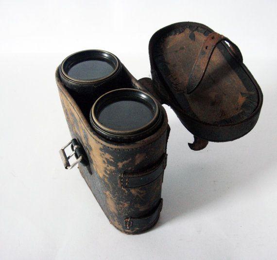 Vintage binoculars!!