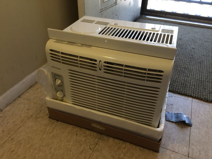 Painting of 4 Best Window AC Units of the Year