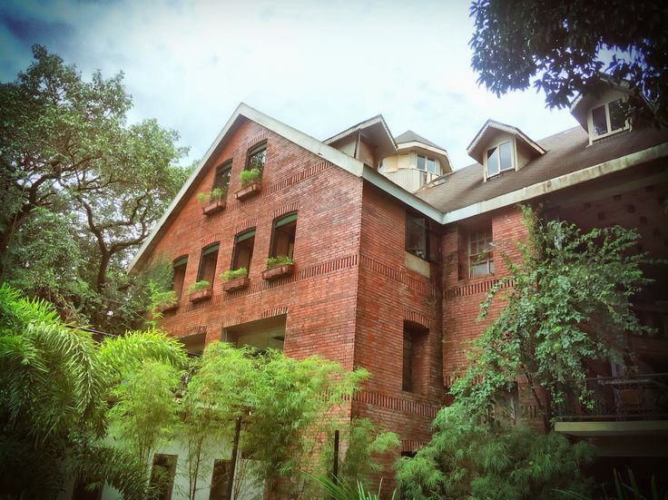 The house of Casa San Miguel Foundation #zambales #foundation #CasaSanMiguel #Art #Houseofart