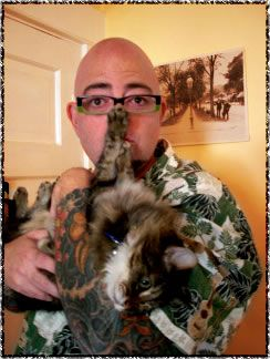 17 best images about the cat daddy jackson galaxy on for Jackson cat whisperer