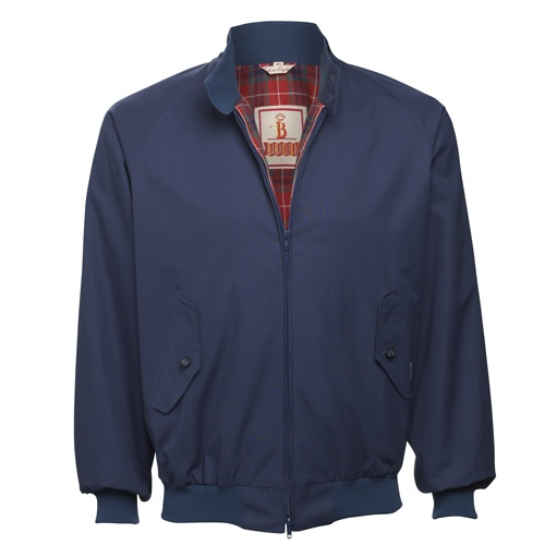 after a few years absence the UK made Baracuta G-9 light navy color returns! definitely will be my next Harrington.
