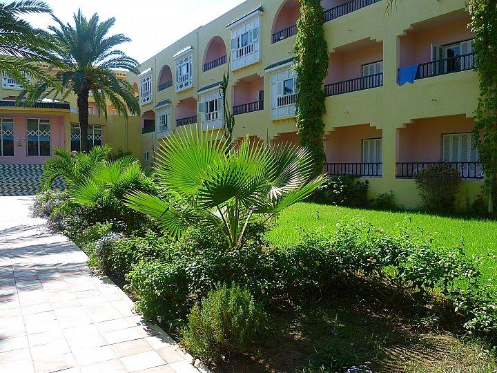 Сказочный Тунис (отель Houda Golf & Beach Club 3 ...