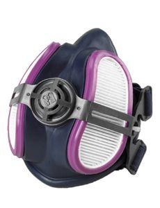 Miller - Welding Helmets & Welder Safety Equipment and Clothing - Half Mask Respirator