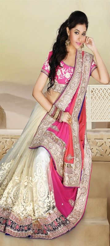 Multicolor color family Saree