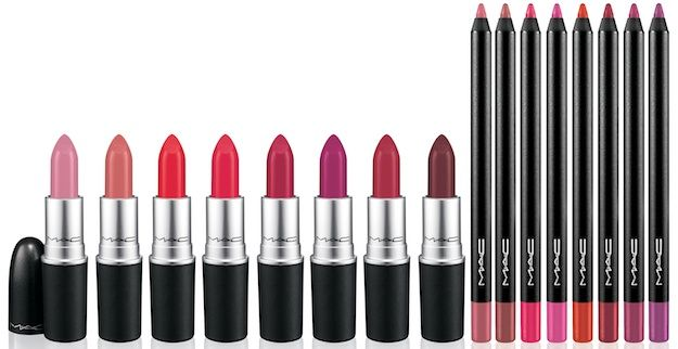 MAC Retro Matte Collection for Fall 2013 Photos & Information