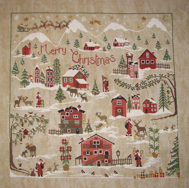 Sara guermani - Christmas Village 2014