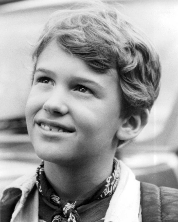 Joseph Mazzello ako Tim vo filme Jurský park (1993)