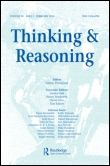 """""""Sympathetic magic and perceptions of randomness: The hot hand versus the gambler's fallacy"""" by Christopher J. R. Roney & Lana M. Trick.  This journal article from the quarterly """"Thinking & Reasoning"""" debunks the gambler's fallacy by showing that independent events are truly independent."""