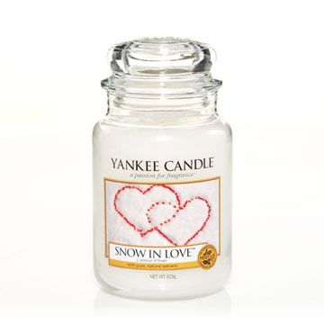 Snow In Love - Fragrances - Yankee Candle