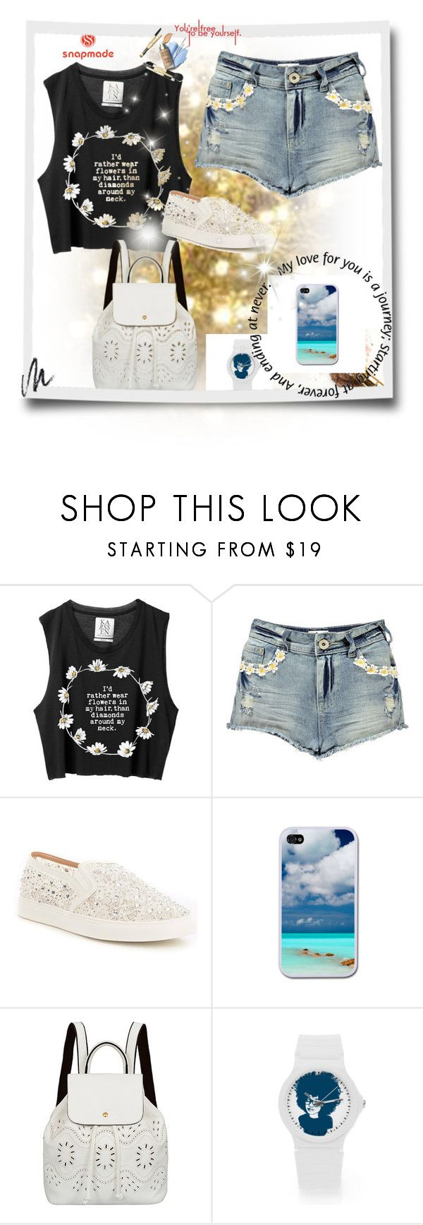 """""""Snapmade 3/10"""" by sanela1209 ❤ liked on Polyvore featuring Boohoo, Antonio Melani, Mellow World and Benefit"""