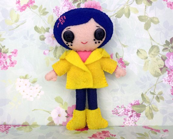 The PDF files are to make a Coraline Doll and a Other Mother Doll, adapted from the film Coraline. THIS IS NOT A FINISHED DOLL. Promotion: Order amount reach 20$, get another 5$ Pattern for FREE! https://www.etsy.com/listing/237719890/sale-order-amount-reach-20-dollars-get Order amount reach 30$, get another 10$ Pattern for FREE! https://www.etsy.com/listing/238501958/sale-for-patterns-order-amount-reach-30  Height of Coraline: 17.5cm / 7...