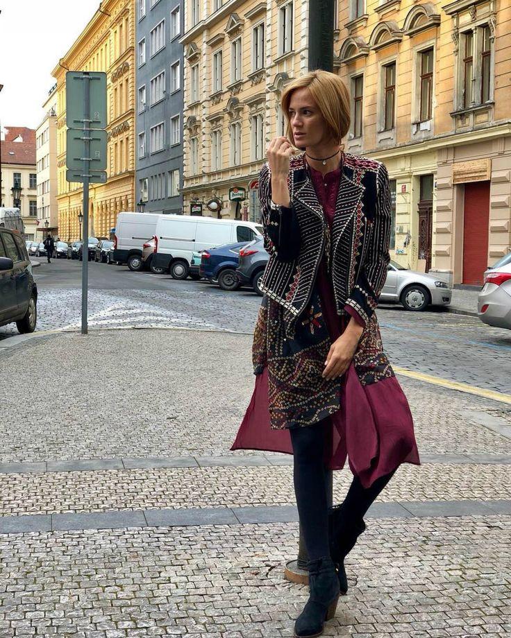 El nuevo look gypsy de Paula Chaves