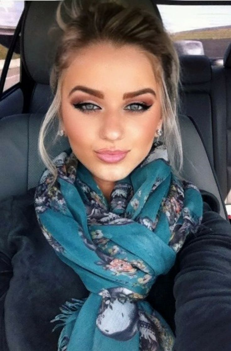 selfie brown   Beautiful  Pinterest Babes tumblr makeup   eyes for Hot cute