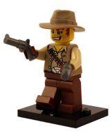 Cowboy - Minifigures Series 1
