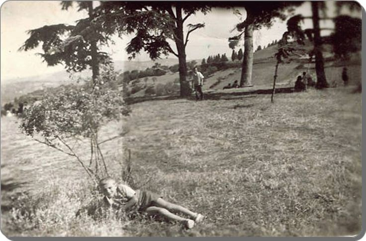 Etiler, Çamlık - 1960 lar