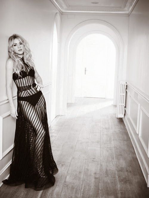 Shakira promotional picture