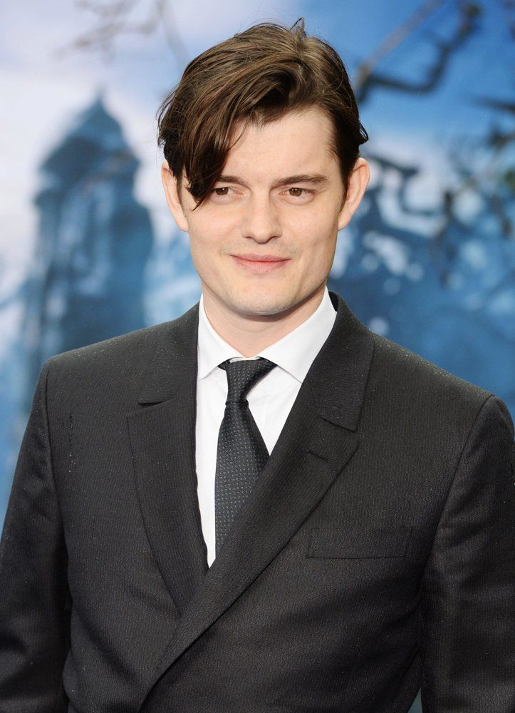 Image result for sam riley maleficent premiere